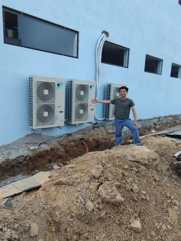 nhà thầu cơ điện tại vinh nghệ an