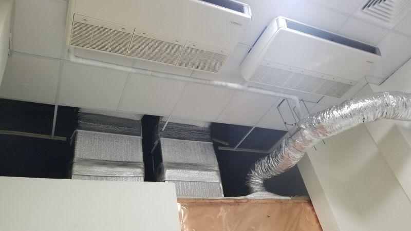 Nhà thầu cơ điện lạnh uy tín ở nghệ an