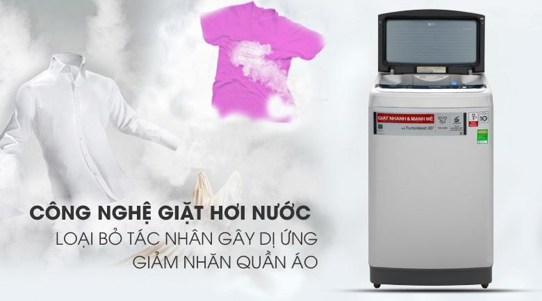 Máy giặt LG lông đứng 12 kg TH2112SSAV