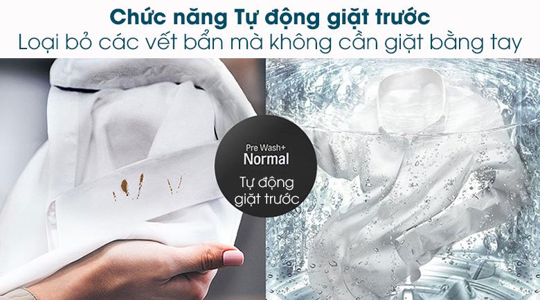 Máy giặt LG lông đứng 12 kg TH2112SSAV turbo wash