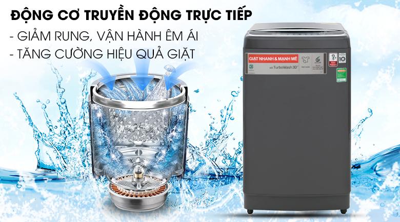 Máy giặt LG 13 kg lồng đứng TH2113SSAK  Nghệ An