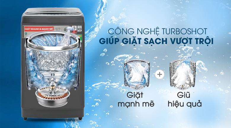 Máy giặt LG 13 kg lồng đứng TH2113SSAK giá rẻ  Nghệ An
