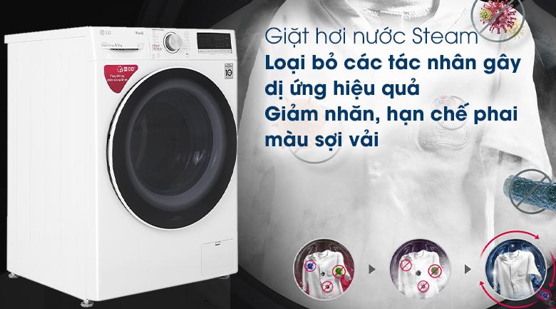 Máy giặt LG FV1408S4W