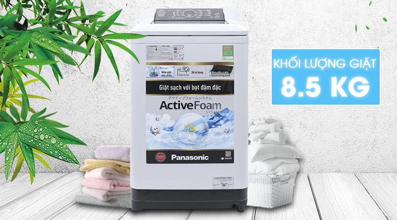 Máy giặt Panasonic 8.5kg NA-F85A4HRV