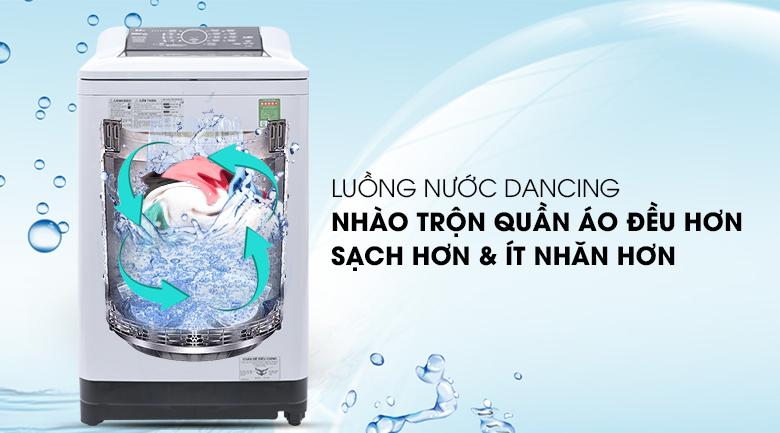 Máy giặt Panasonic 8.5 kg NA-F85A4HRV- active foam