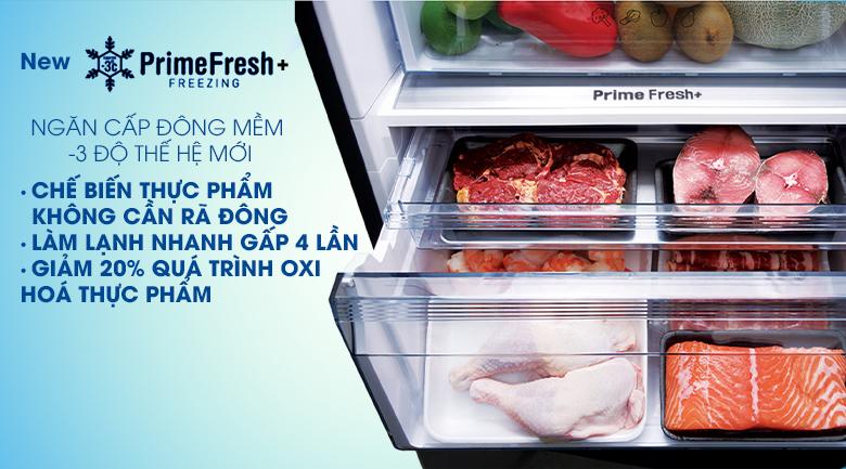 Tủ lạnh Panasonic 322 lít NR-BC360WKVN tại vinh