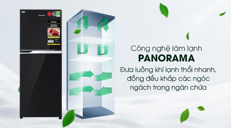 Tủ lạnh Panasonic NR-BL263PKVN Mẫu 2020 tại tp vinh nghệ an