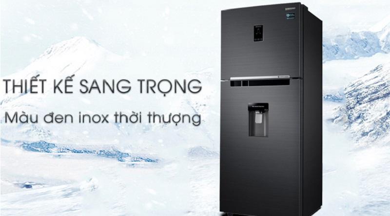 tủ lạnh samsung 360 lít RT35K5982BS/SV
