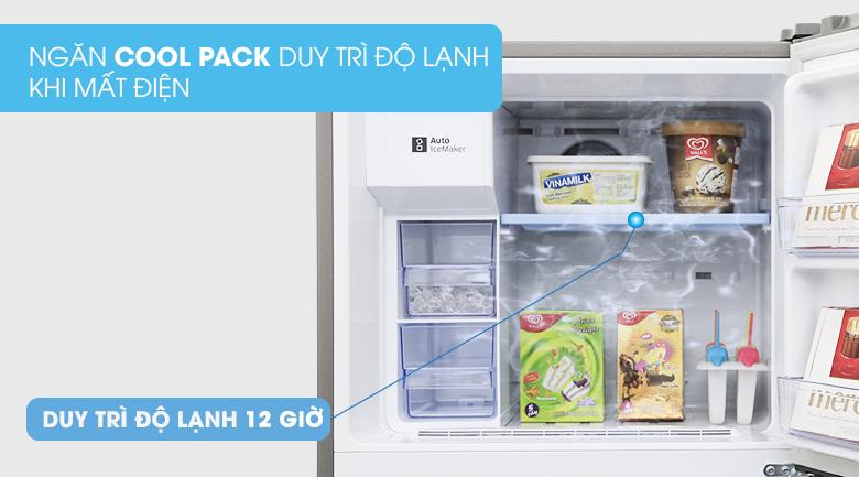 Tủ lạnh Samsung 360 lít Inverter RT35K5982S8/SV- cool pack