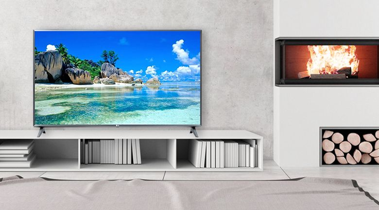 Smart Tivi LG 32 inch HD 32LM570BPTC- tivi thiết kế đẹp
