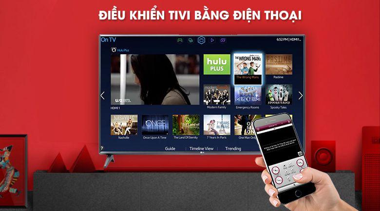 Smart Tivi LG 32 inch HD 32LM570BPTC- điều khiển tivi bằng điện thoại