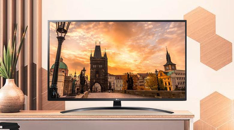 TV LG 49 inch 49UN7400PTA mẫu 2020