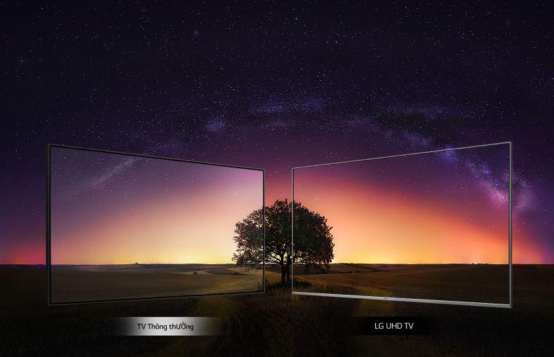 Smart tivi LG 65 inch 4K 65UM7400PTA
