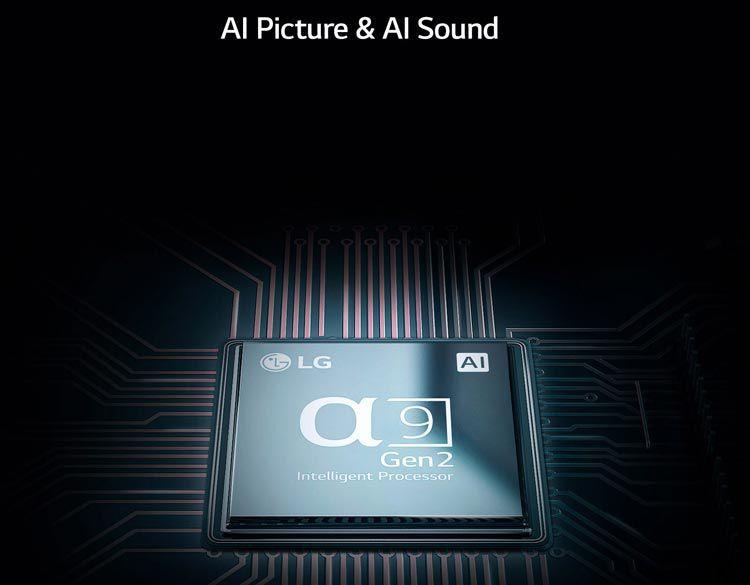 Tivi LG Oled 55 inch 4K 55B9PTA- công nghệ Ai