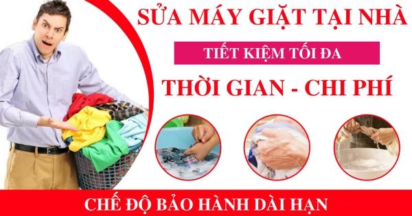 Dịch vụ sửa chữa máy giặt tại nhà - tại nghệ an