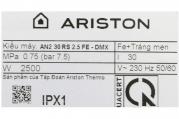 Bình nóng lạnh Ariston 30 lít AN2 RS