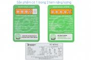 Tủ đông Sanaky 260 lít dàn lạnh đồng VH-3699W1