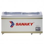 Tủ đông Sanaky 500 lít 2 cánh kính VH-8088K