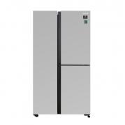 Tủ lạnh Samsung 634 lít side by side RS63R5571SL/SV