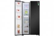 Tủ lạnh Samsung 647 lít side by side RS62R5001B4/SV