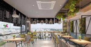 Cung cấp lắp đặt điều hòa cho quán cà phê phong cách, giá tốt tại nghệ an, hà tĩnh