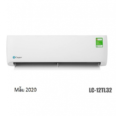 Điều hòa Casper 1 chiều 12000 BTU LC12TL32- mẫu 2020