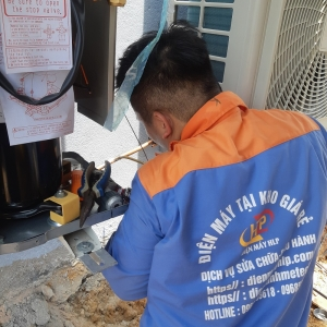 Nhà thầu cơ điện lạnh uy tín cung cấp lắp đặt điều hòa công trình tại tp vinh nghệ an