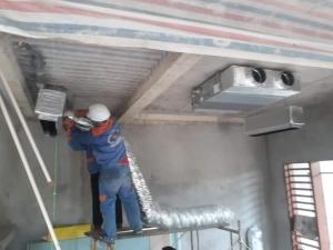 Cung cấp thi công điều hòa âm trần nối ống gió uy tín giá rẻ tại Vinh,Nghệ an, hà tĩnh