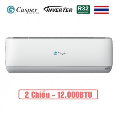 Điều hòa Casper 2 chiều 12000BTU GH-12TL32 mẫu 2020