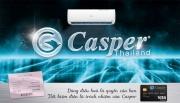 điều hòa casper GH-12TL32