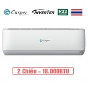 Điều hòa Casper 2 chiều 18000BTU GH-18TL32 mẫu 2020