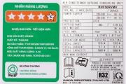 Điều hòa Daikin 18000 Btu 2 chiều FTHF50RVMV giá rẻ tại kho